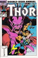 Thor (1966-1996) #Annual 13 Variant B: Direct Edition