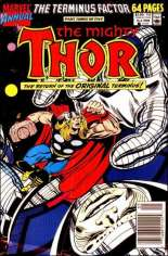 Thor (1966-1996) #Annual 15 Variant A: Newsstand Edition