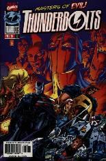Thunderbolts (1997-2003, 2006-2012) #2 Variant B: Variant Cover