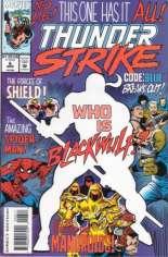 Thunderstrike (1993-1995) #6 Variant B: Direct Edition