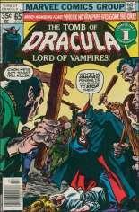 Tomb of Dracula (1972-1979) #65