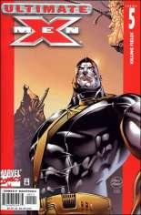 Ultimate X-Men (2001-2009) #5