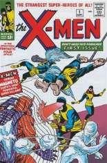 Uncanny X-Men (1963-2011) #1 Variant A