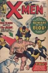 Uncanny X-Men (1963-2011) #3 Variant A