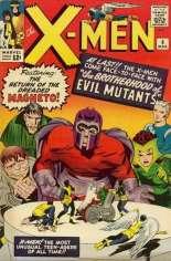 Uncanny X-Men (1963-2011) #4 Variant A