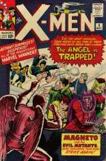 Uncanny X-Men (1963-2011) #5 Variant A