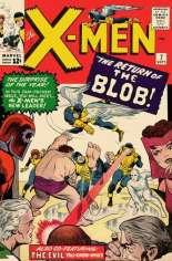 Uncanny X-Men (1963-2011) #7 Variant A