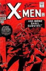 Uncanny X-Men (1963-2011) #17 Variant A