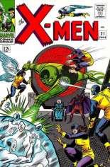 Uncanny X-Men (1963-2011) #21 Variant A