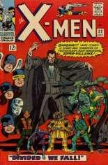 Uncanny X-Men (1963-2011) #22 Variant A