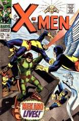 Uncanny X-Men (1963-2011) #36 Variant A