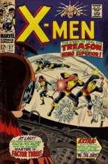 Uncanny X-Men (1963-2011) #37 Variant A