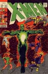 Uncanny X-Men (1963-2011) #55 Variant A