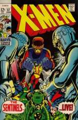 Uncanny X-Men (1963-2011) #57 Variant A