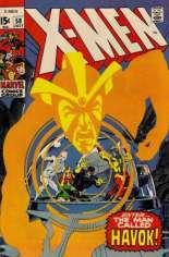 Uncanny X-Men (1963-2011) #58 Variant A