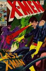 Uncanny X-Men (1963-2011) #59 Variant A