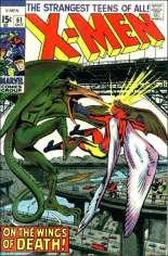 Uncanny X-Men (1963-2011) #61 Variant A