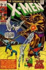 Uncanny X-Men (1963-2011) #65 Variant A
