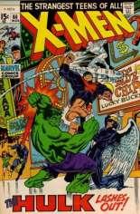 Uncanny X-Men (1963-2011) #66 Variant A