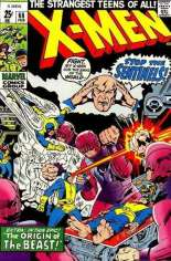 Uncanny X-Men (1963-2011) #68