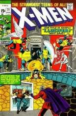 Uncanny X-Men (1963-2011) #71