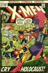 Uncanny X-Men (1963-2011) #74 Variant A