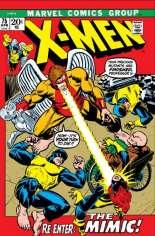 Uncanny X-Men (1963-2011) #75 Variant A