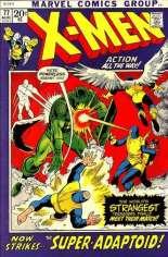 Uncanny X-Men (1963-2011) #77 Variant A