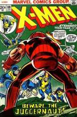 Uncanny X-Men (1963-2011) #80 Variant A