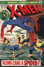 Uncanny X-Men (1963-2011) #83 Variant A