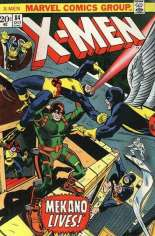 Uncanny X-Men (1963-2011) #84 Variant A
