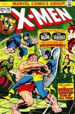 Uncanny X-Men (1963-2011) #86 Variant A