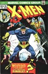 Uncanny X-Men (1963-2011) #87