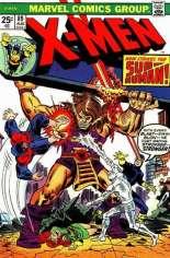 Uncanny X-Men (1963-2011) #89 Variant A