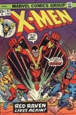 Uncanny X-Men (1963-2011) #92 Variant A