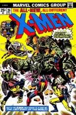 Uncanny X-Men (1963-2011) #96 Variant A
