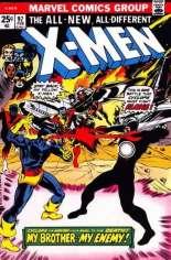 Uncanny X-Men (1963-2011) #97 Variant A