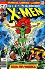Uncanny X-Men (1963-2011) #101 Variant A