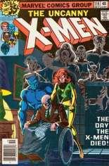 Uncanny X-Men (1963-2011) #114 Variant A