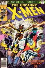 Uncanny X-Men (1963-2011) #126 Variant A: Newsstand Edition