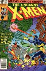 Uncanny X-Men (1963-2011) #128 Variant A: Newsstand Edition