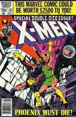 Uncanny X-Men (1963-2011) #137 Variant A: Newsstand Edition