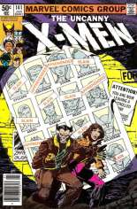 Uncanny X-Men (1963-2011) #141 Variant A: Newsstand Edition