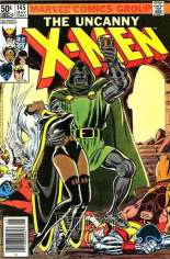 Uncanny X-Men (1963-2011) #145 Variant A: Newsstand Edition