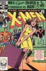 Uncanny X-Men (1963-2011) #151 Variant B: Direct Edition