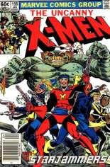 Uncanny X-Men (1963-2011) #156 Variant A: Newsstand Edition