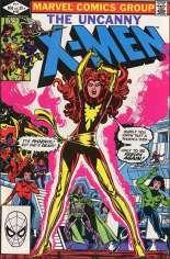 Uncanny X-Men (1963-2011) #157 Variant B: Direct Edition