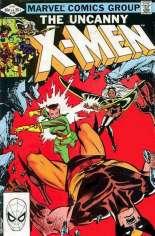 Uncanny X-Men (1963-2011) #158 Variant B: Direct Edition