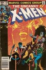 Uncanny X-Men (1963-2011) #159 Variant A: Newsstand Edition
