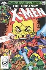 Uncanny X-Men (1963-2011) #161 Variant B: Direct Edition